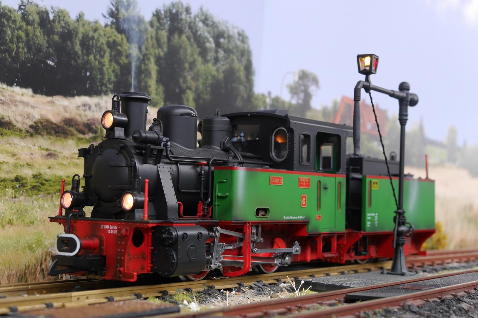 Museumsbahn Feldhausen